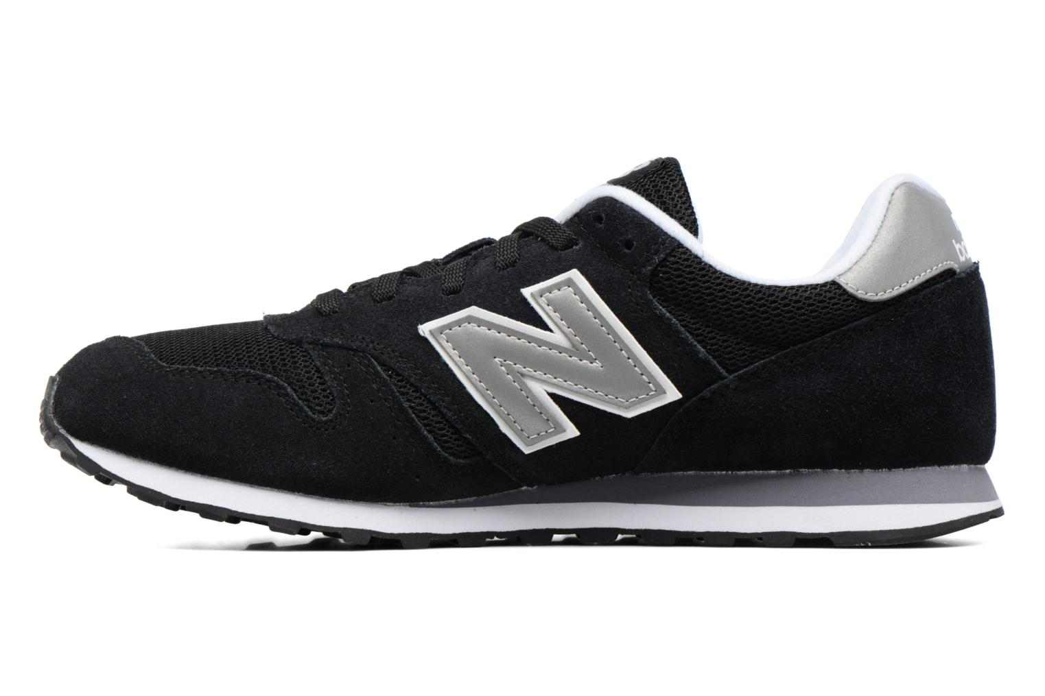 Sneakers New Balance ML373 Sort se forfra