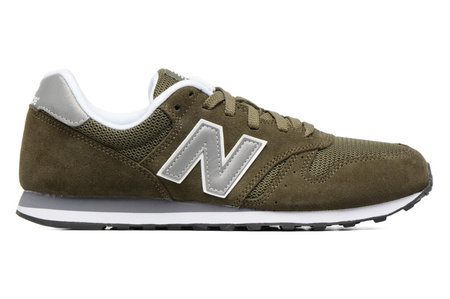 Sneakers New Balance ML373 Grøn se bagfra