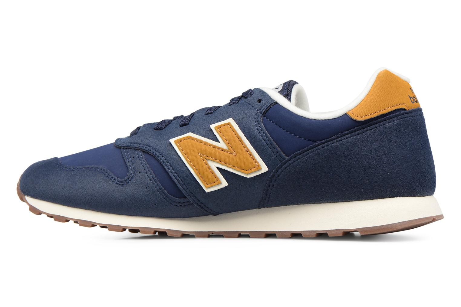 Baskets New Balance ML373 Bleu vue face