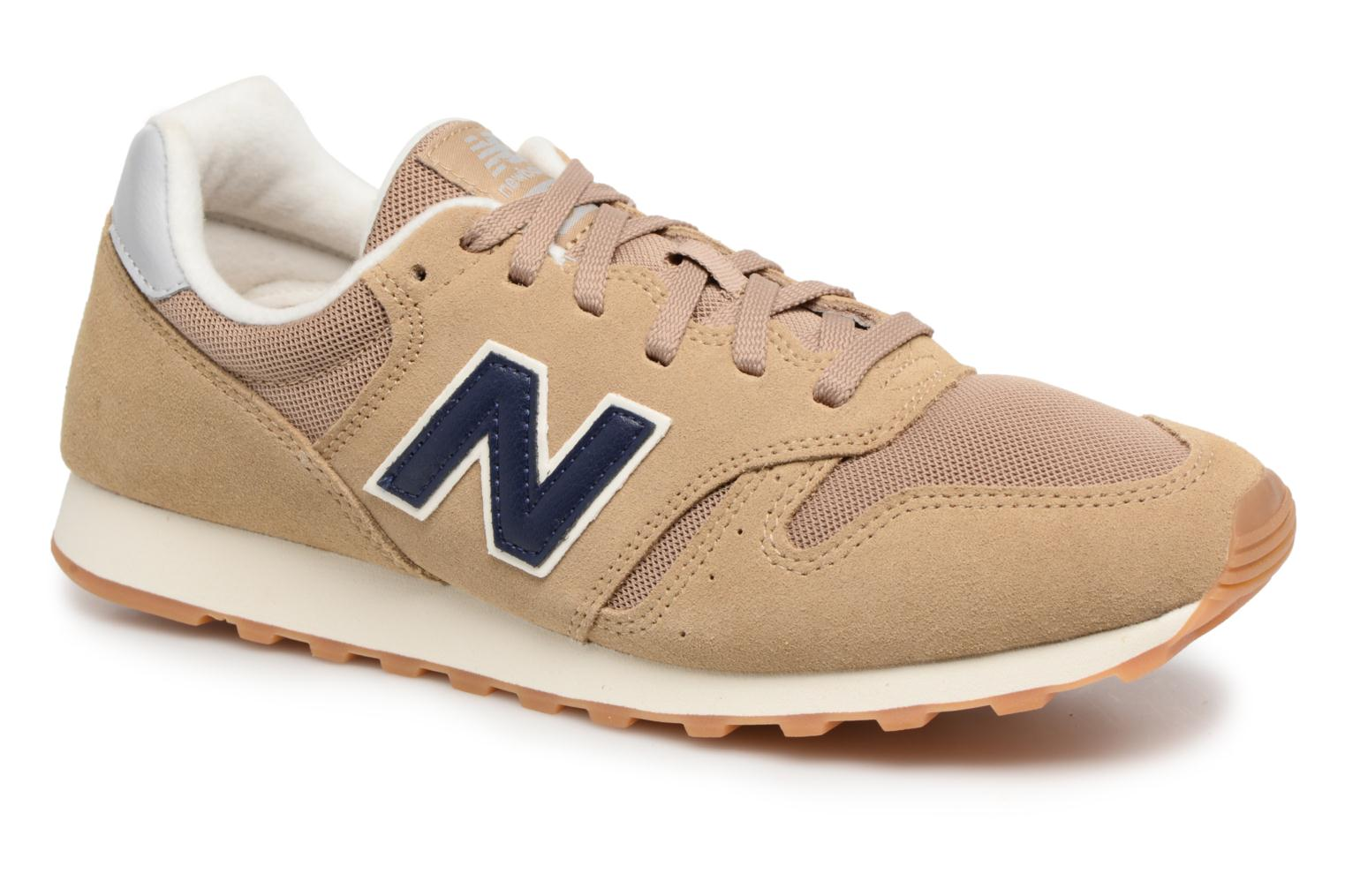 New Balance Ml373 (beige) Baskets Chez Sarenza (313078) DDYNkoUJ