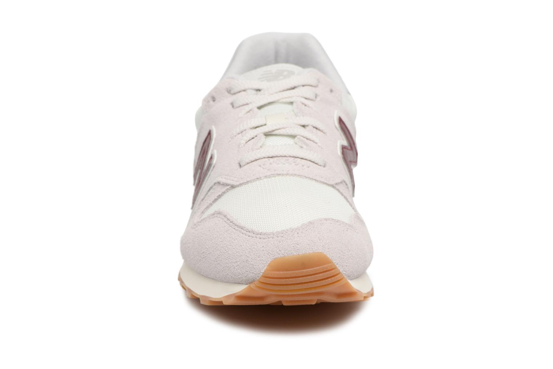 Baskets New Balance ML373 Gris vue portées chaussures