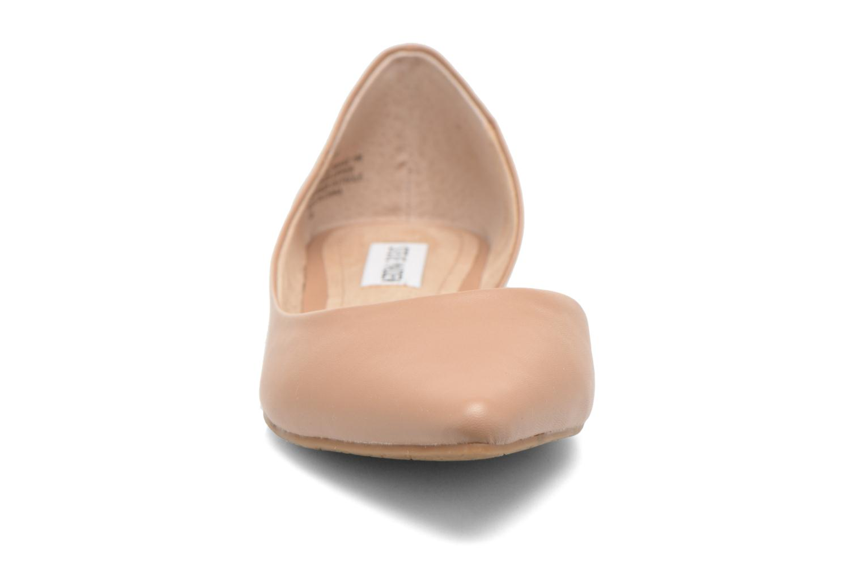 Ballerinaer Steve Madden ELUSION Beige se skoene på