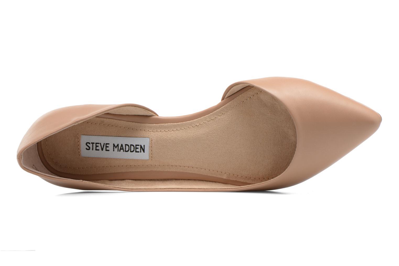 Ballerinaer Steve Madden ELUSION Beige se fra venstre