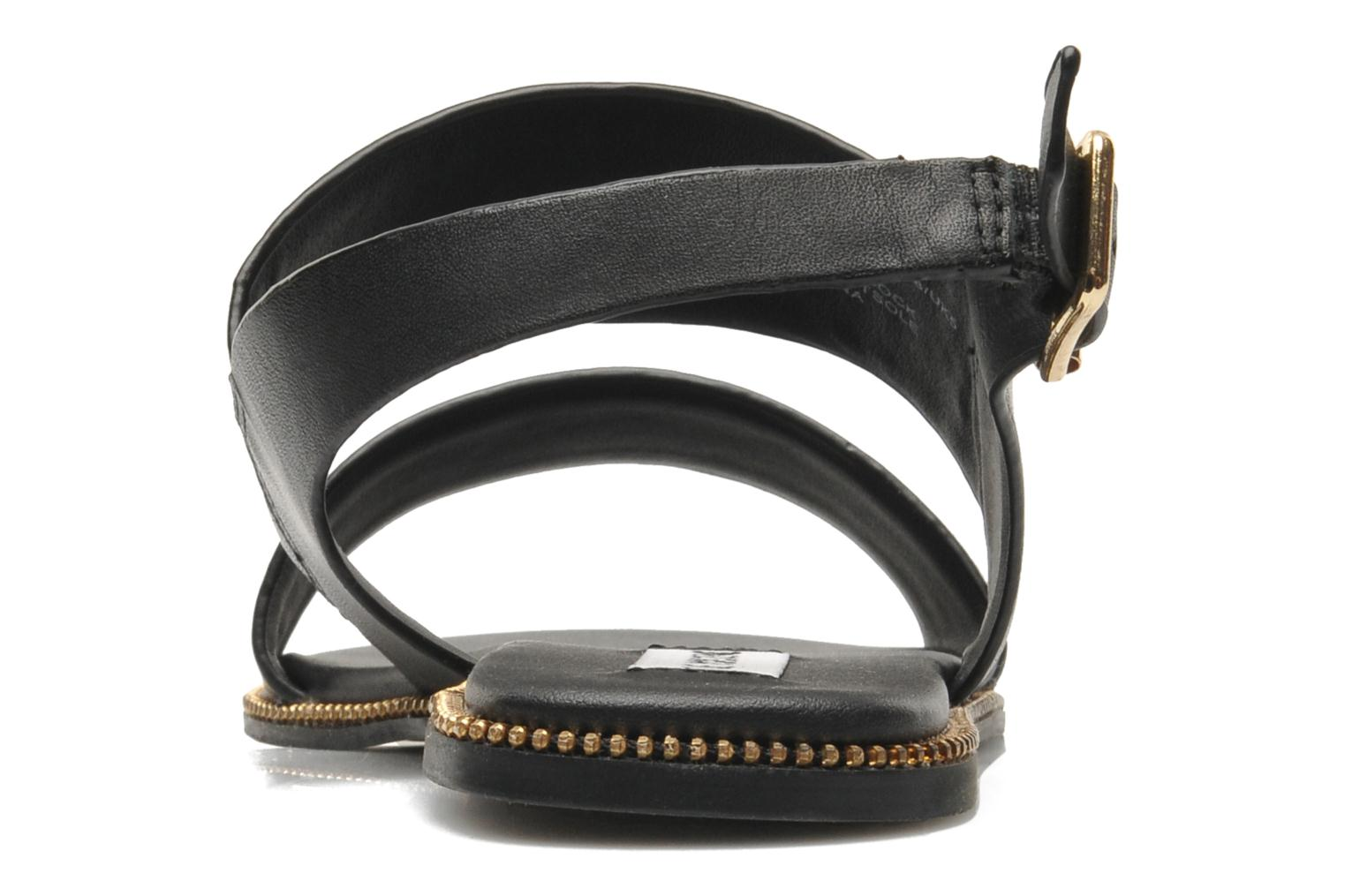 Sandals Steve Madden SANDDY Black view from the right