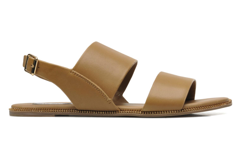 Sandales et nu-pieds Steve Madden SANDDY Beige vue derrière