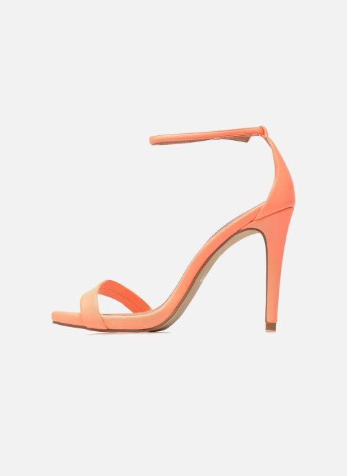 Sandales et nu-pieds Steve Madden Stecy Sandal Orange vue face