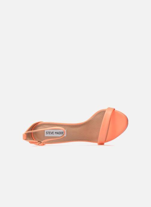 Sandaler Steve Madden Stecy Sandal Orange bild från vänster sidan