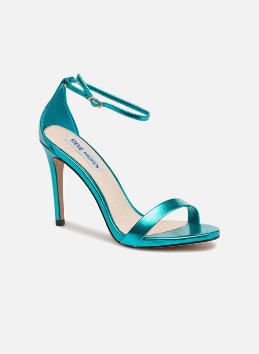 Sandales et nu-pieds Steve Madden Stecy Sandal Bleu vue détail/paire
