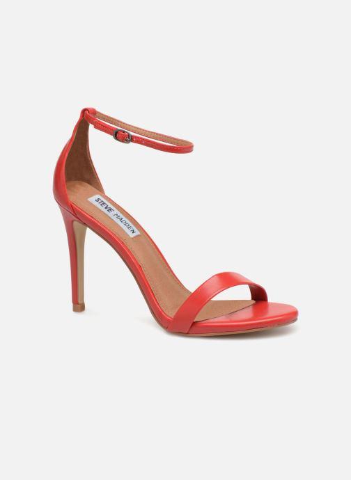Sandales et nu-pieds Steve Madden Stecy Sandal Rouge vue détail/paire