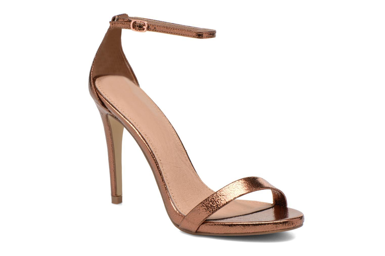 Sandales et nu-pieds Steve Madden Stecy Sandal Or et bronze vue détail/paire