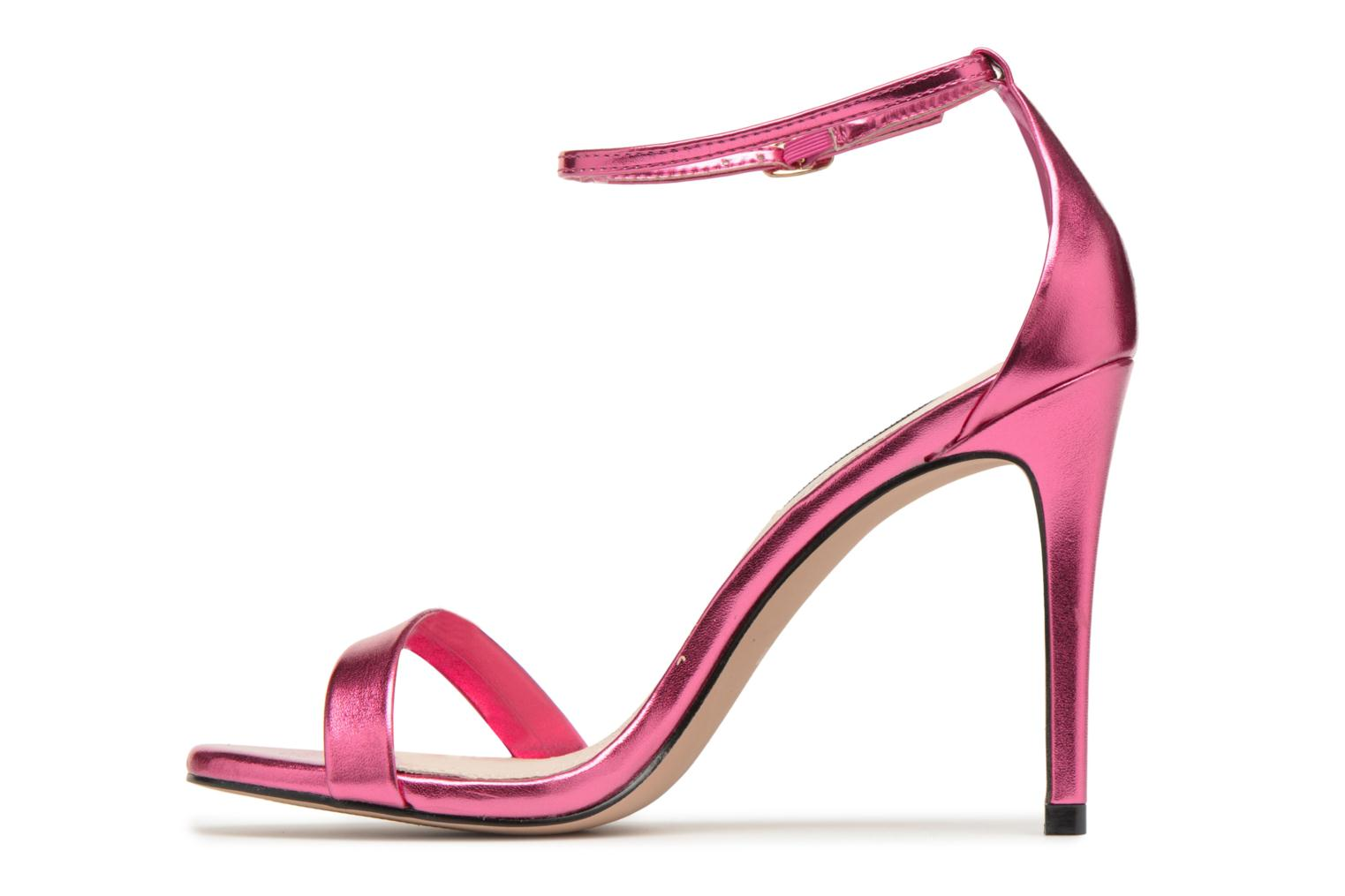 Sandals Steve Madden Stecy Sandal Pink front view