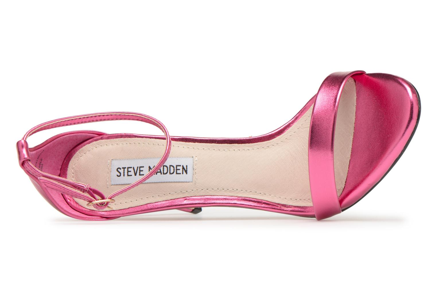 Sandals Steve Madden Stecy Sandal Pink view from the left