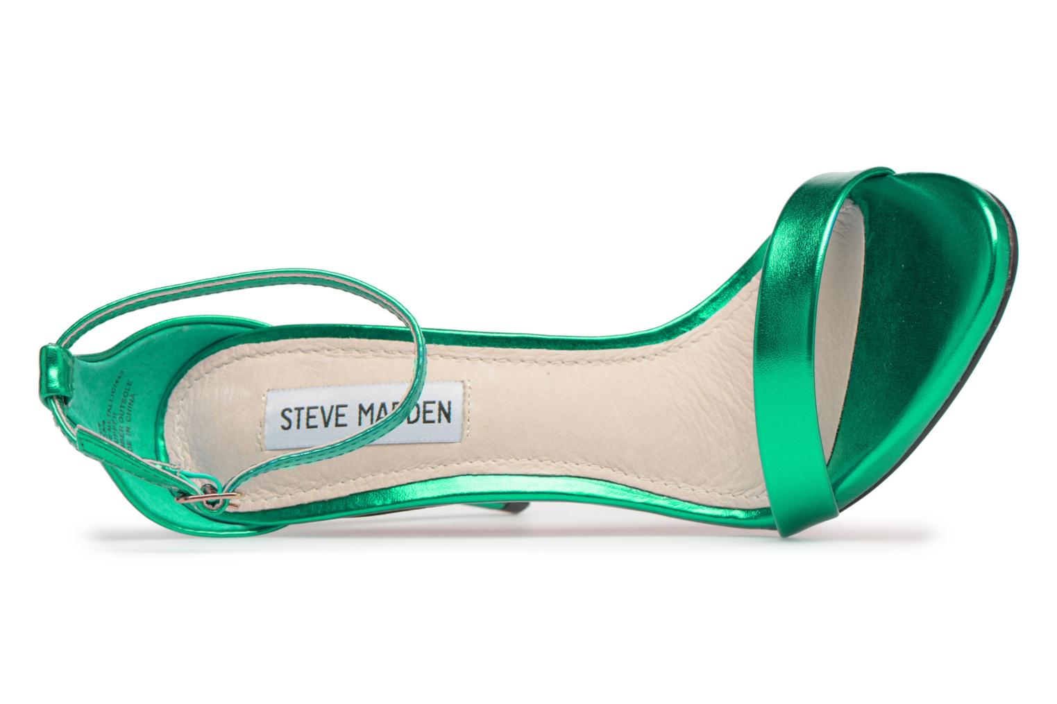 Sandals Steve Madden Stecy Sandal Green view from the left