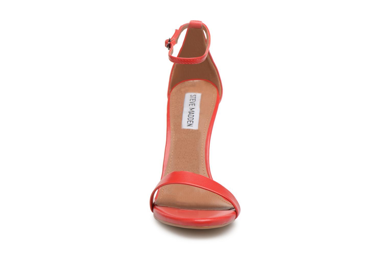 Sandals Steve Madden Stecy Sandal Red model view