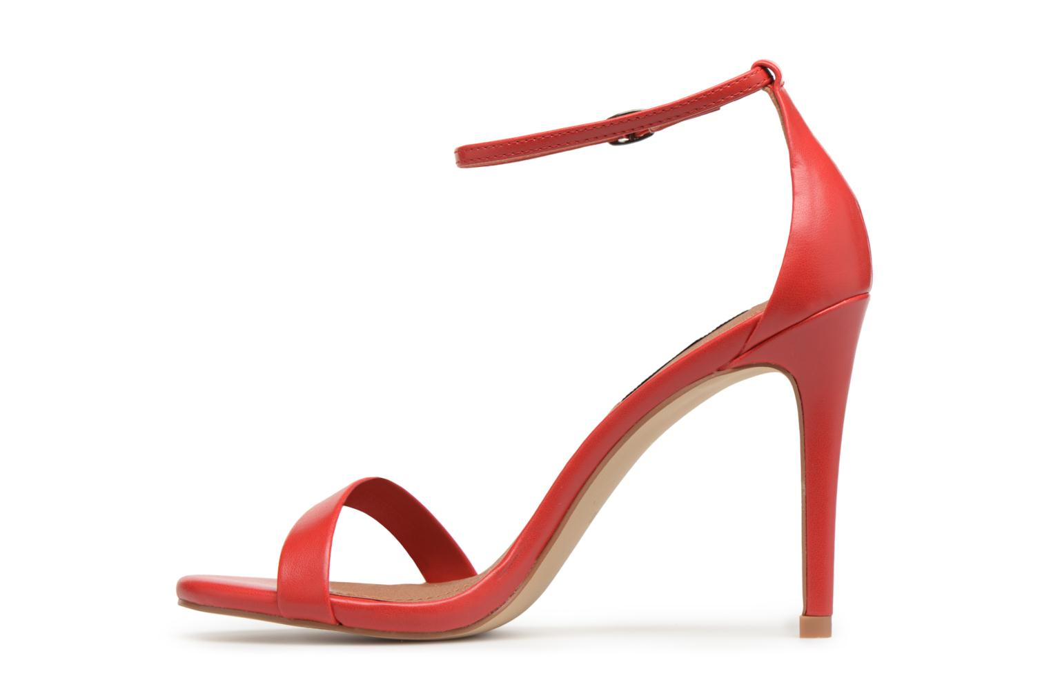 Sandals Steve Madden Stecy Sandal Red front view