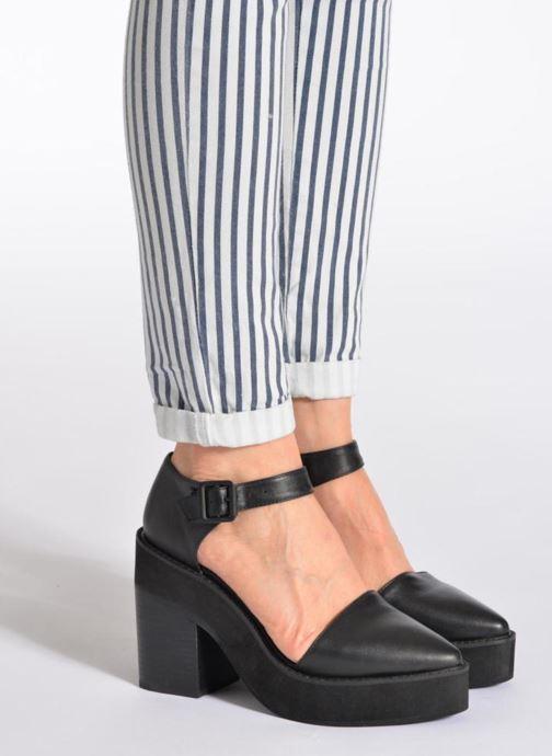 Zapatos de tacón Intentionally blank Mercury Negro vista de abajo