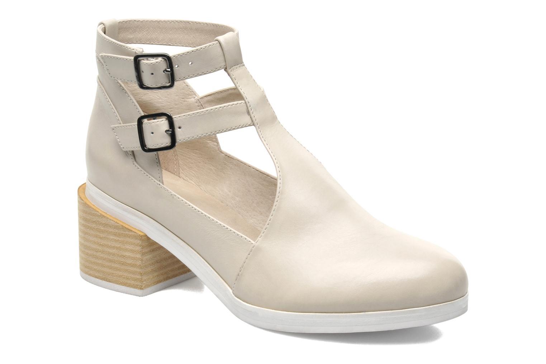 Bottines et boots Intentionally blank Clarke Beige vue détail/paire
