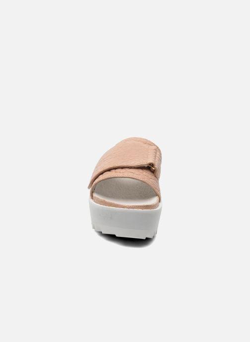 Mules et sabots Intentionally blank Reture Rose vue portées chaussures