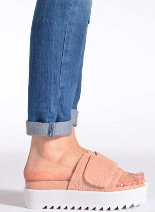 Wedges Intentionally blank Reture Bruin onder