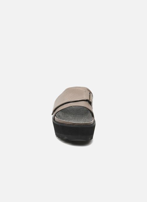 Mules et sabots Intentionally blank Reture Marron vue portées chaussures