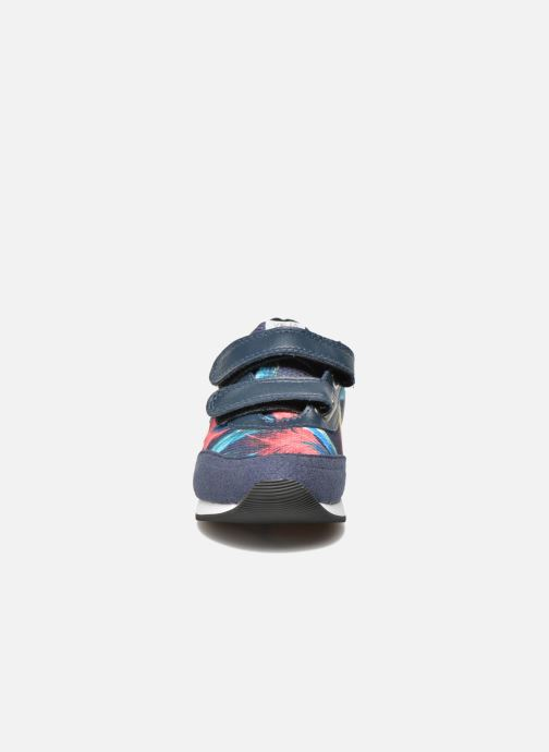 Trainers Veja ARCADE SMALL B MESH VELCRO Multicolor model view