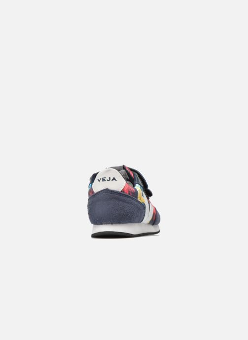 Trainers Veja ARCADE SMALL B MESH VELCRO Multicolor view from the right