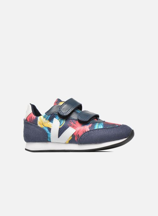 Trainers Veja ARCADE SMALL B MESH VELCRO Multicolor back view