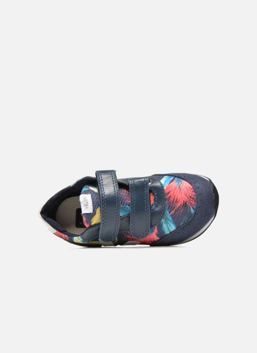 Trainers Veja ARCADE SMALL B MESH VELCRO Multicolor view from the left