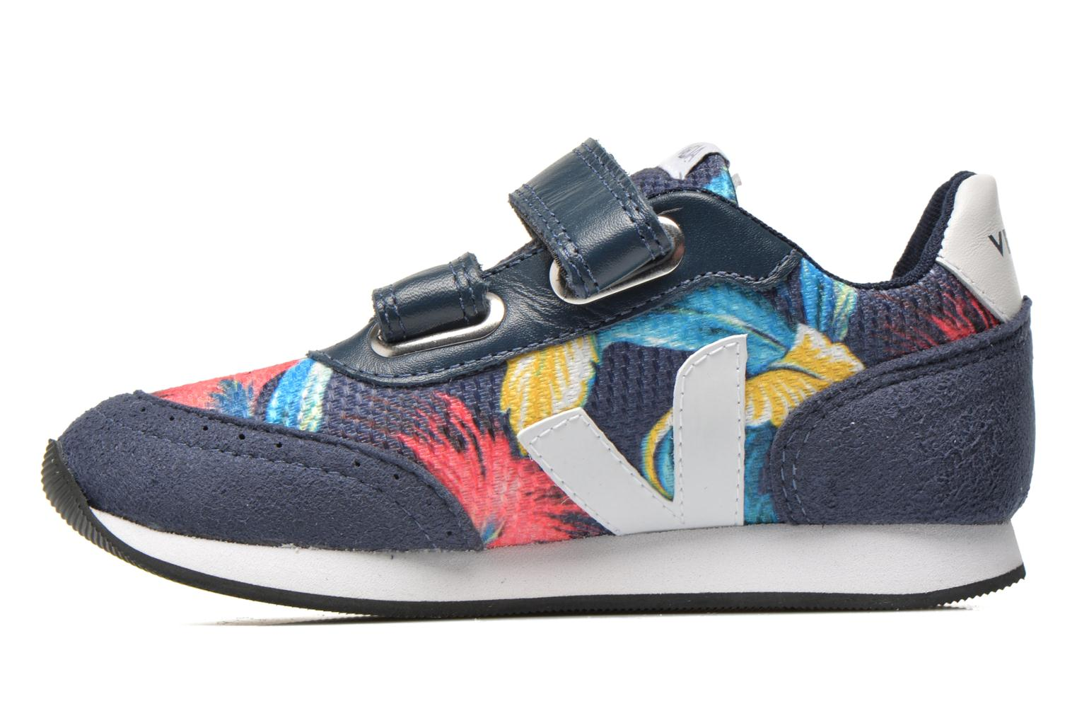 Trainers Veja ARCADE SMALL B MESH VELCRO Multicolor front view