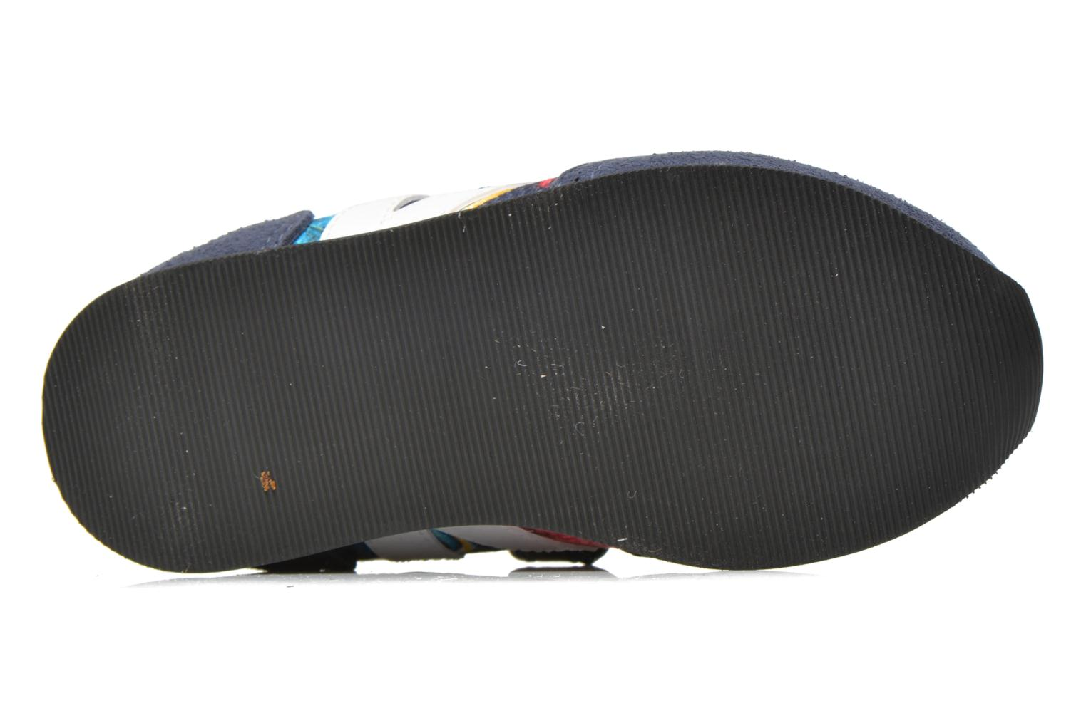 Trainers Veja ARCADE SMALL B MESH VELCRO Multicolor view from above