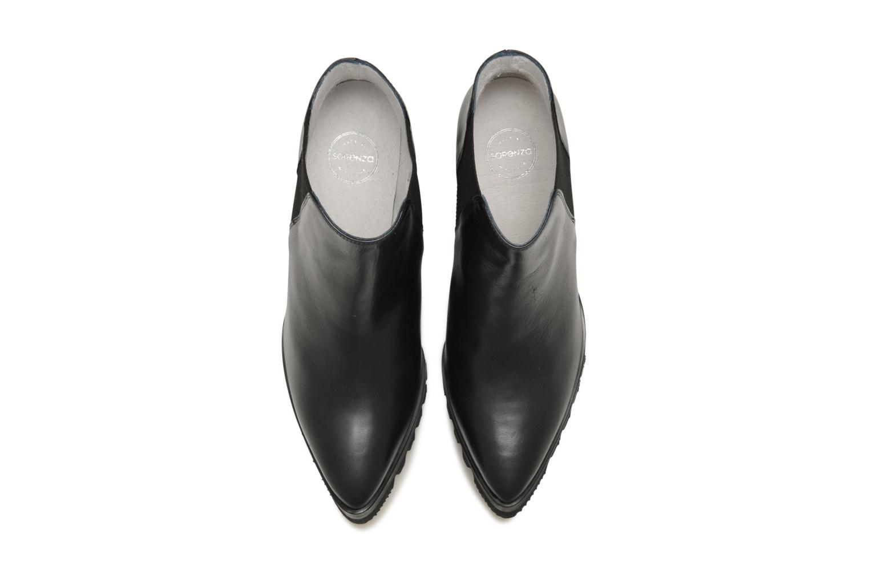 Bottines et boots Made by SARENZA Queen of pétanque #1 Bleu vue portées chaussures