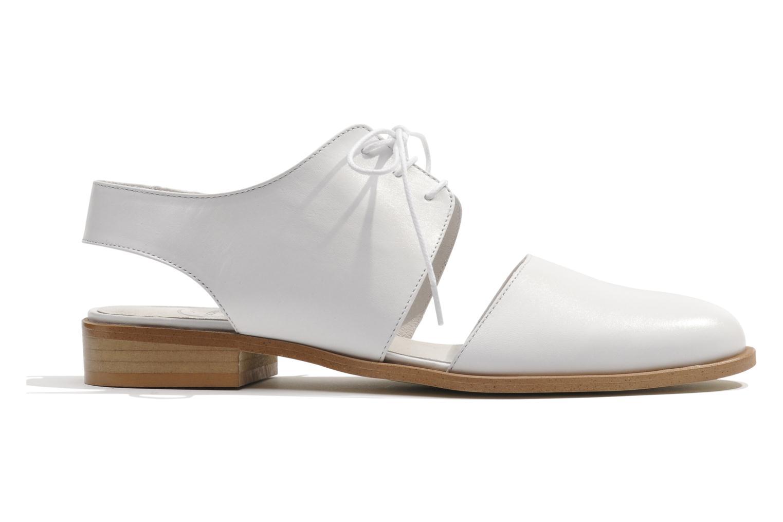 Chaussures à lacets Made by SARENZA Parasols de Paris #1 Blanc vue détail/paire