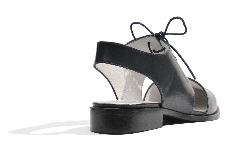Chaussures à lacets Made by SARENZA Parasols de Paris #1 Bleu vue face
