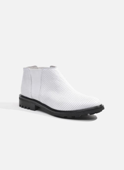 Boots en enkellaarsjes Made by SARENZA Queen of pétanque #2 Wit rechts