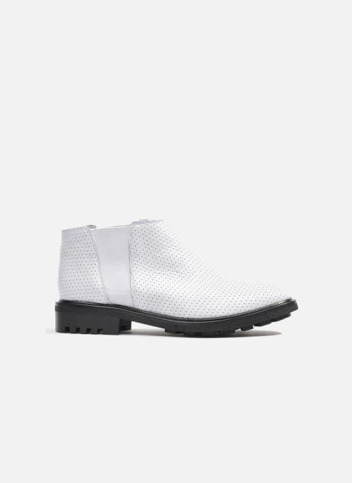 Stiefeletten & Boots Made by SARENZA Queen of pétanque #2 weiß detaillierte ansicht/modell