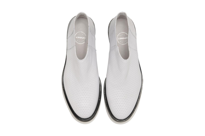 Bottines et boots Made by SARENZA Queen of pétanque #2 Blanc vue portées chaussures