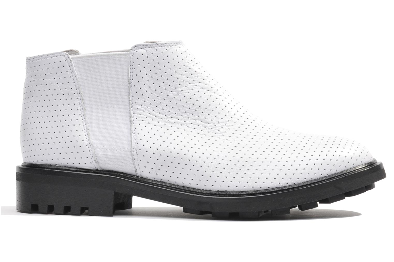 Bottines et boots Made by SARENZA Queen of pétanque #2 Blanc vue détail/paire