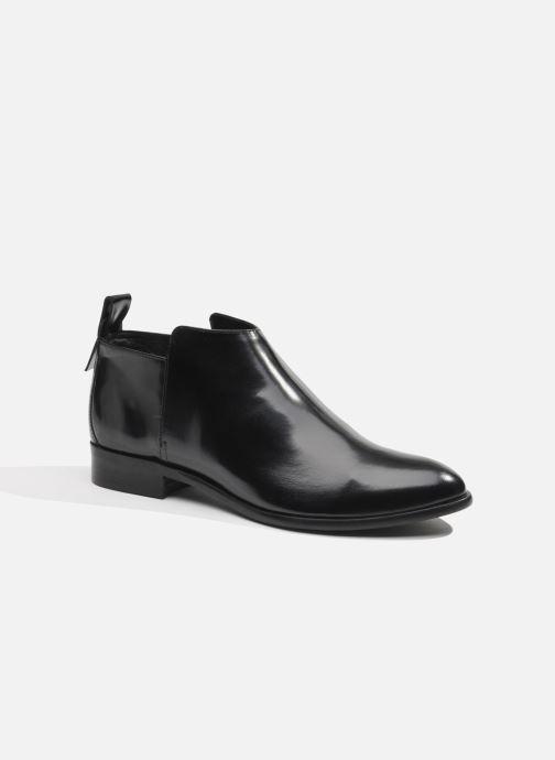 Bottines et boots Made by SARENZA Rock-a-hula #7 Noir vue droite