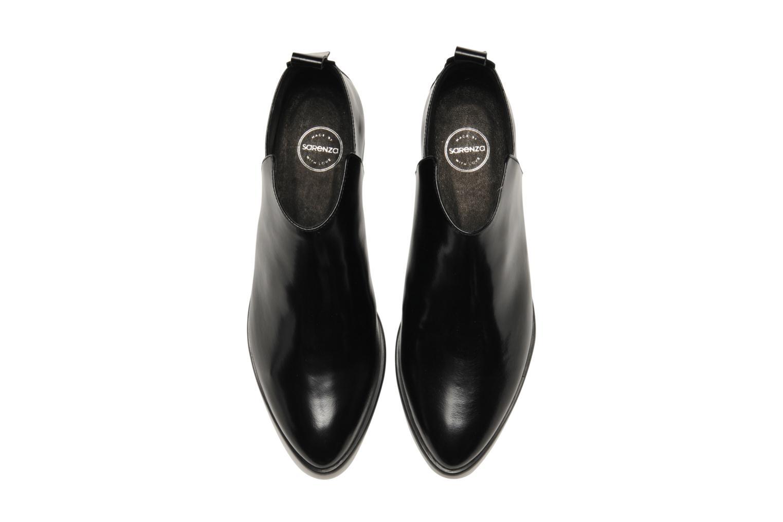Bottines et boots Made by SARENZA Rock-a-hula #7 Noir vue portées chaussures