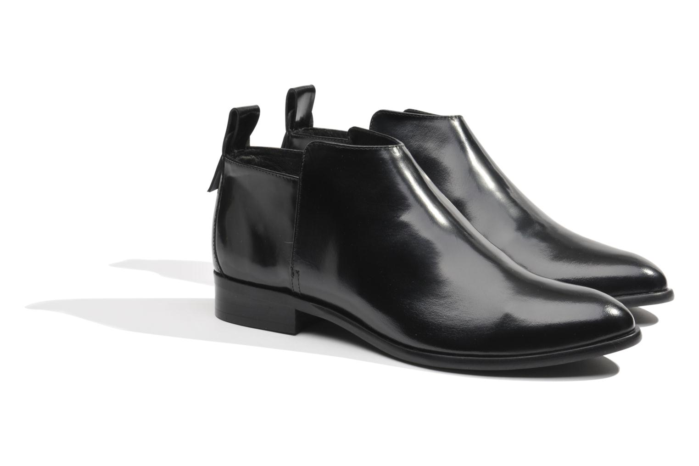 Bottines et boots Made by SARENZA Rock-a-hula #7 Noir vue derrière