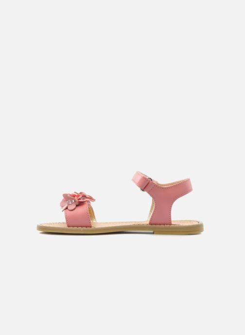 Sandales et nu-pieds Primigi Mireya Rose vue face