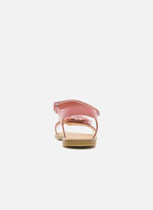 Sandales et nu-pieds Primigi Mireya Rose vue droite