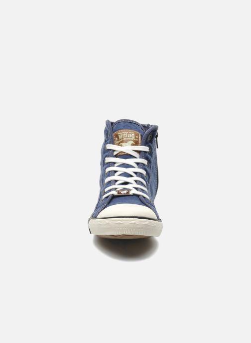 Sneakers Mustang shoes Mejob Blauw model
