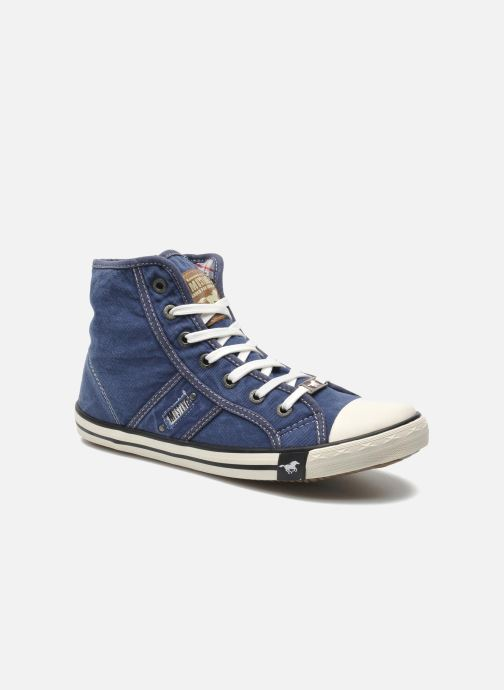 Sneakers Mustang shoes Mejob Blauw detail