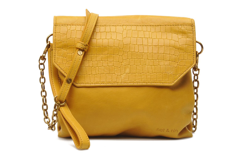 Handbags Nat & Nin L'Azuréen Yellow detailed view/ Pair view