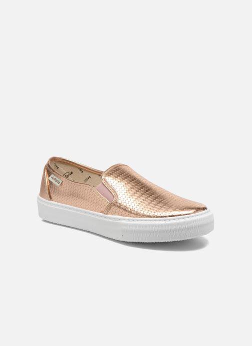 Sneakers Victoria Slip-on Metalizada Rosa vedi dettaglio/paio