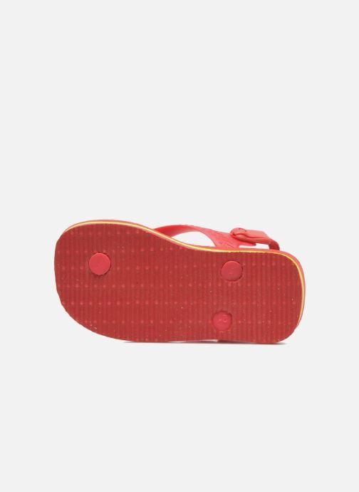 Slippers Havaianas Baby Brazil Logo Rood links