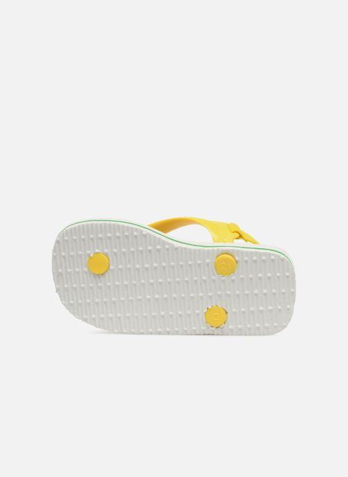 Flip flops & klipklapper Havaianas Baby Brazil Logo Hvid se foroven