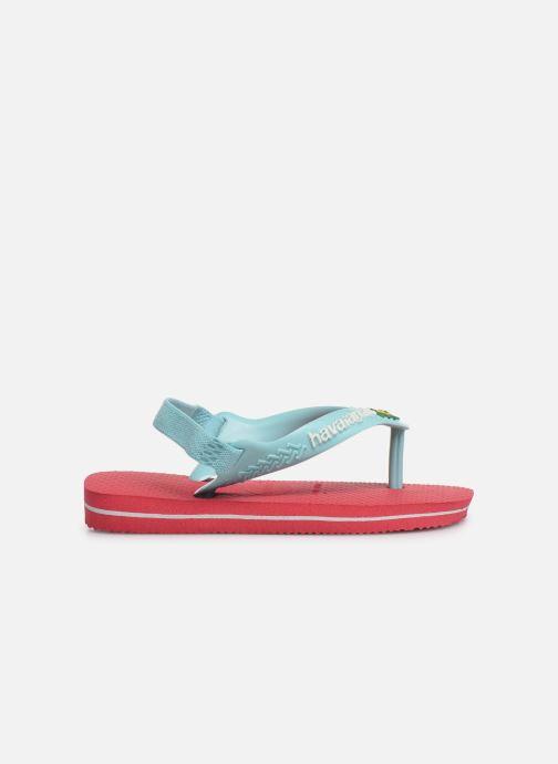 Flip flops & klipklapper Havaianas Baby Brazil Logo Pink se bagfra