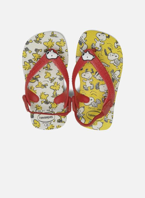 Chanclas Havaianas Baby Snoopy Multicolor vista 3/4
